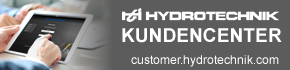 Hydrotechnik Kundencenter